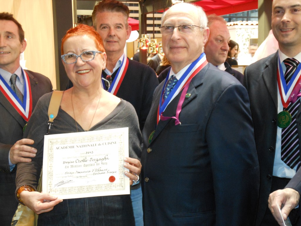 Acad mie nationale de cuisine sirha 2013 for Academie nationale de cuisine