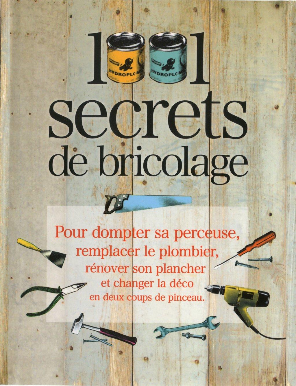 1001 secrets bricolage