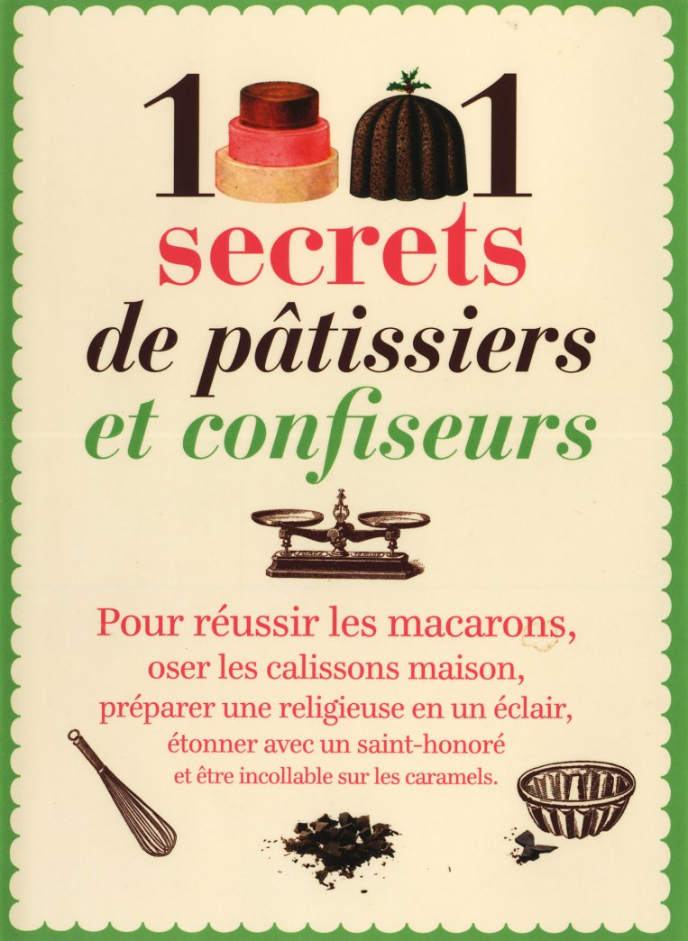 1001 secrets patissiers