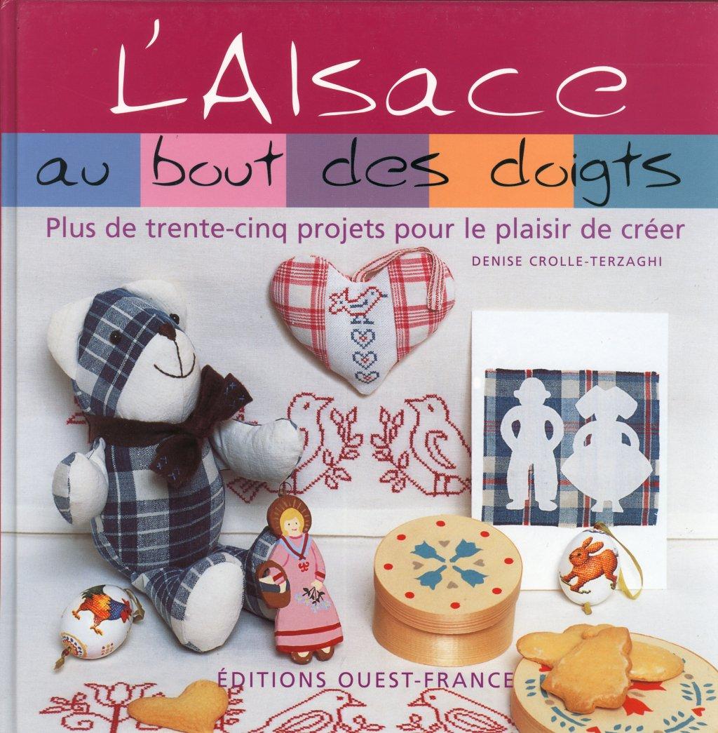 ALSACE AU BOUT DES DOIGTS