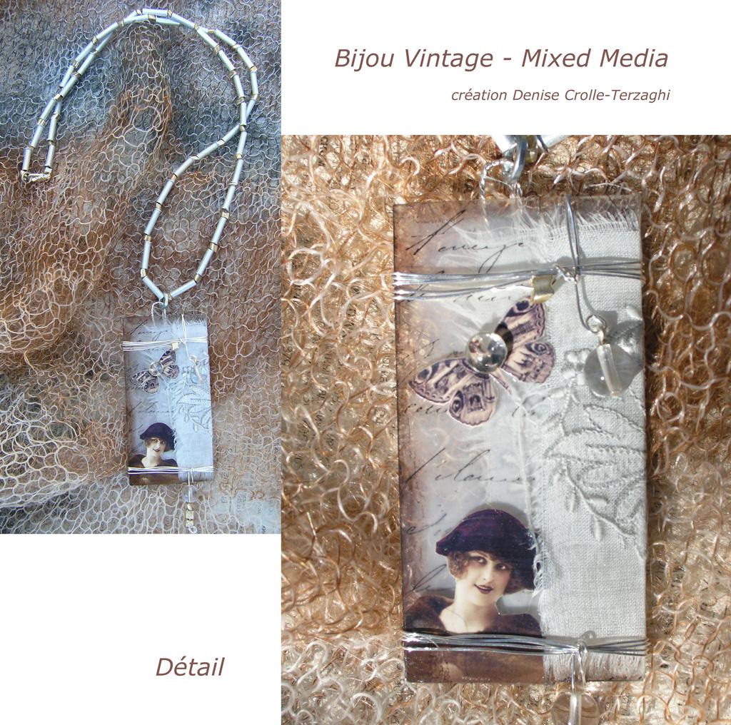 Bijou Vintage - Mixed Media 1024