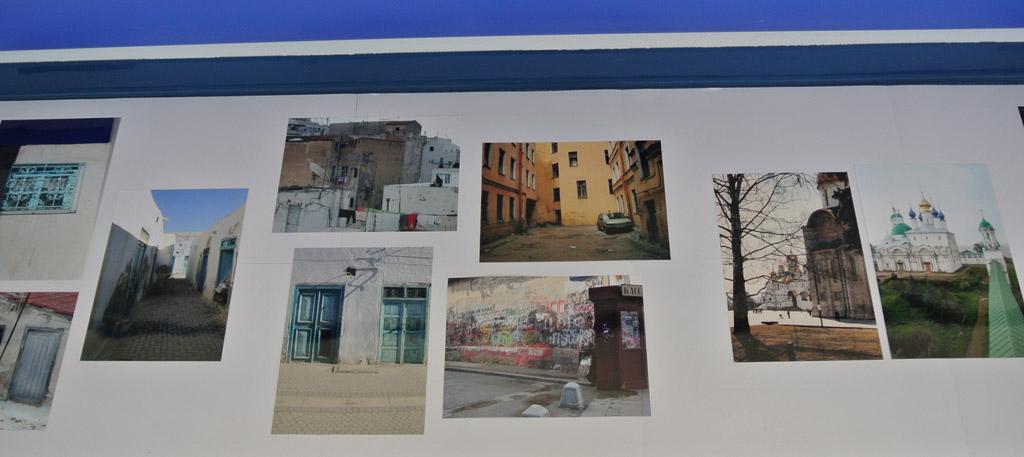 Tunis avant la révolution, Moscou, Saint Petersbourg| Tunis before the revolution, Moscow, Saint Petersburg (Photos Pierre Yves Colin, Lac Baïkal)