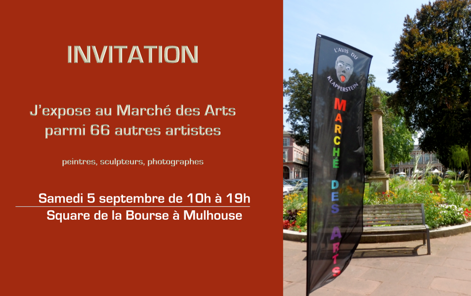 Invitation artistes